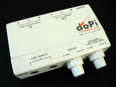 Review: doPi Karaoke video iPod / video MP3 Player