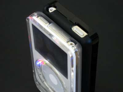Review: Griffin Technology Disko Case with Motion-Activated Lights for iPod