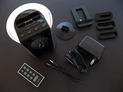 Review: Timex Ti700 Space-saving iPod Clock Radio with Dual Alarm