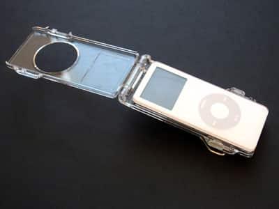 First Look: MyFatRobot BeatBuckle for iPod nano