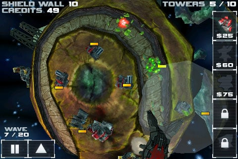 iPhone Gems: Circuit_strike.one, Prey Invasion, Real Tennis 2009 + Star Defense