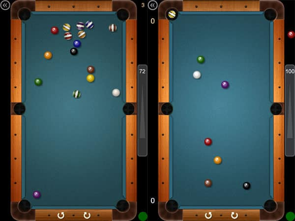iPhone Gems: Pool, Puzzle, Music + Slots Games