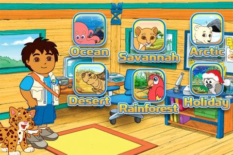 iPhone Gems: Colorbind, Color Storm!, Dora Saves the Crystal Kingdom + Go, Diego, Go!
