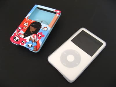 Preview: iSkin Vibes for iPod with video