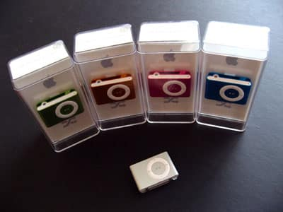 Review: Apple Computer iPod shuffle (Second-Generation)