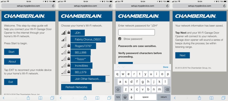 Review: Chamberlain MyQ Home Bridge Garage Door Opener