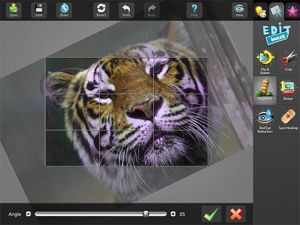 iPhone + iPad Gems: Adobe Photoshop Express 2, PhotoPal, Shape-O ABC's, Word Wagon + Zite
