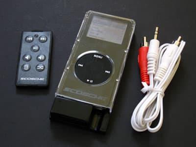 First Look: Scosche Wireless RF Remote for iPod nano