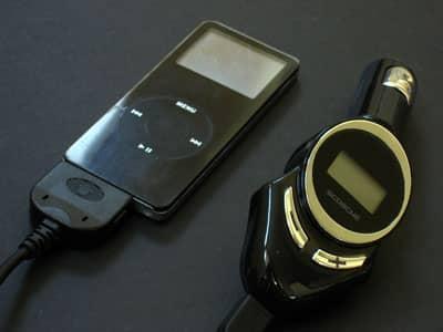 First Look: Scosche iPod Digital FM Transmitter