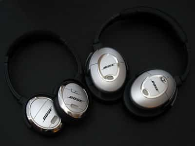 Review: Bose QuietComfort 3 (QC3) Acoustic Noise Cancelling Headphones