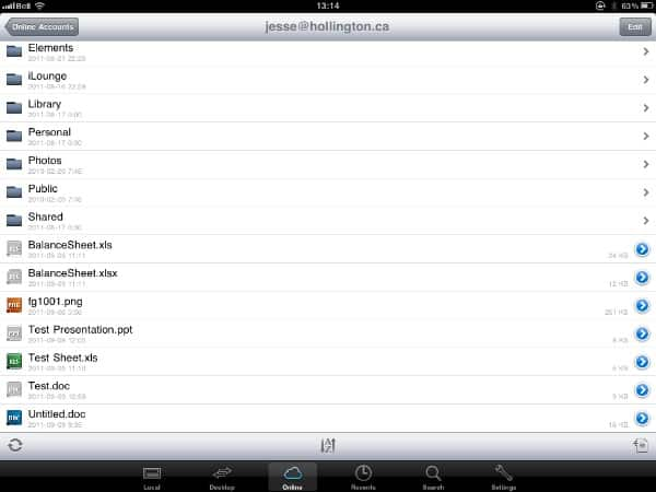 iPhone + iPad Gems: Quickoffice / Pro / HD, Documents To Go, Office2 + HD