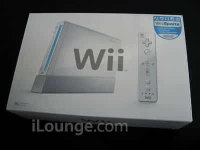 Weekend of Wii, Part I: Unpacking