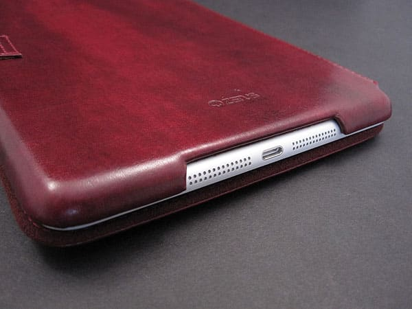 Review: Zenus Neo Classic Diary Collection for iPad mini
