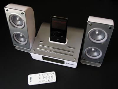 Review: iHome iH52 Home System for Your iPod