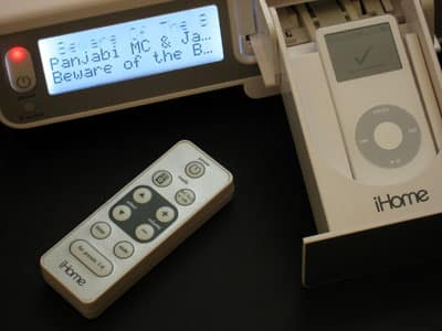 Review: iHome iH36 Under the Cabinet Entertainment for your iPod