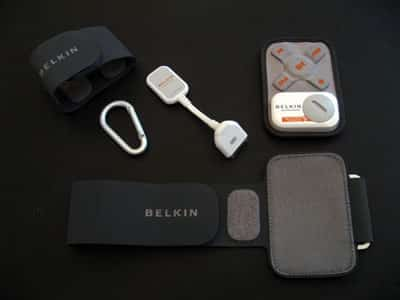 Review: Belkin SportCommand Fabric Remote for iPod