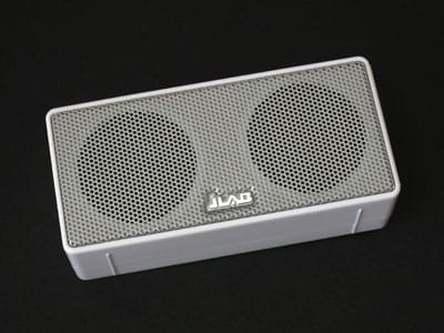 Review: JLab Audio MiniBlaster Portable Speaker for iPod nano
