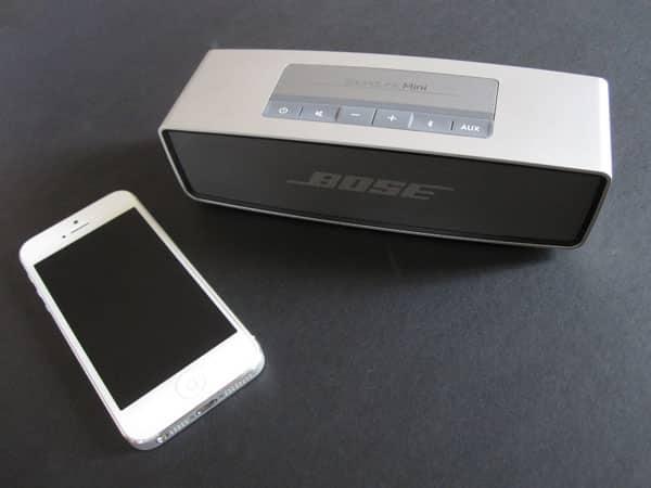 Review: Bose SoundLink Mini Bluetooth Speaker