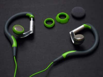 Review: Sennheiser OMX70 Sport Stereo Clip-On Earphones