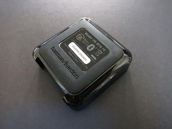 Review: Harman/Kardon BTA 10 Bluetooth Adapter