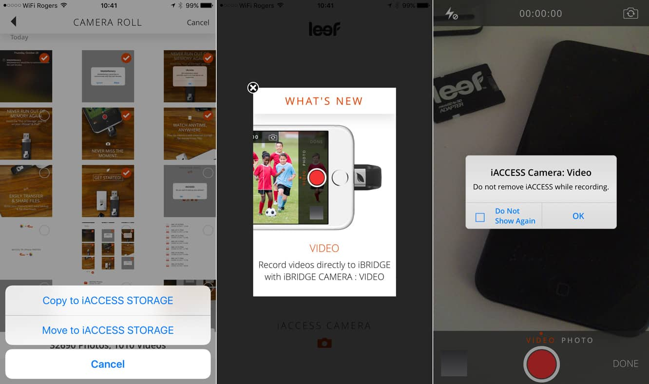 Review: Leef iAccess iOS microSD Reader