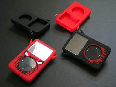 Review: Boomwave Diablo for iPod video, iPod classic