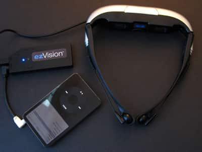 Review: ezGear ezVision Video iWear