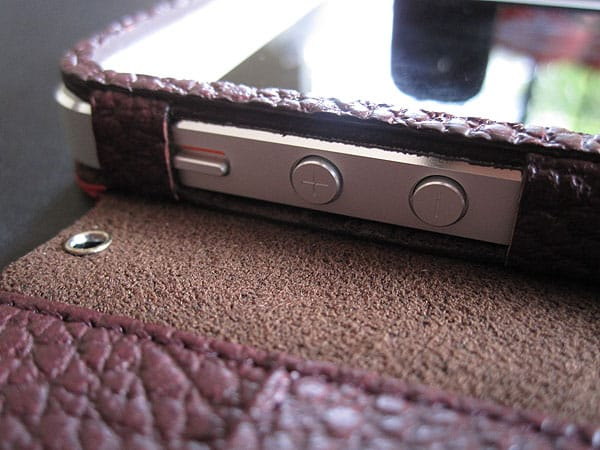 Review: Zenus Diary Collection for iPhone 5