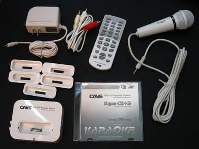 Review: CAVS IPS-11G Karaoke Station