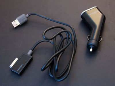 First Look: Kensington 4-in-1 Car Charger for iPod