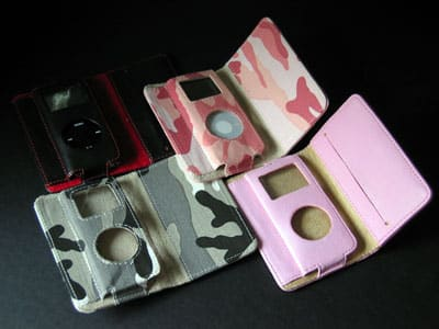 First Look: Womp! Wallet for iPod nano