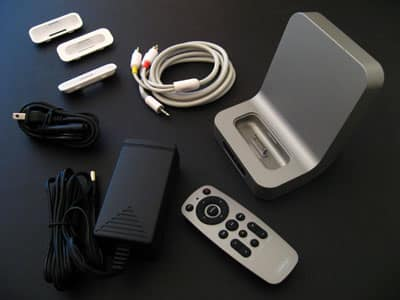 Review: Griffin TuneCenter Home Media Center For iPod (without Wi-Fi)