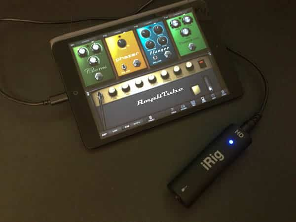 Review: IK Multimedia iRig HD
