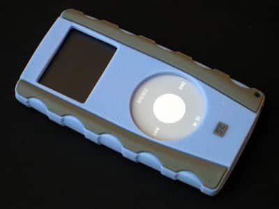 Review: Axio Thump Shock-Resistant Silicone Case for iPod nano