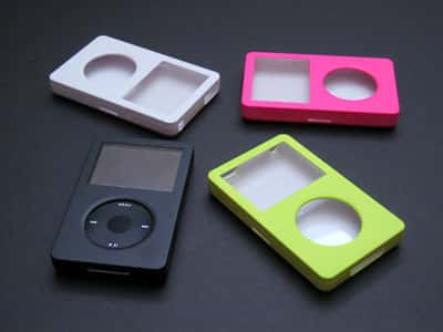 Review: Vakaadoo iVak Soft Feel and Domino Cases for iPod Video (30GB/60GB)