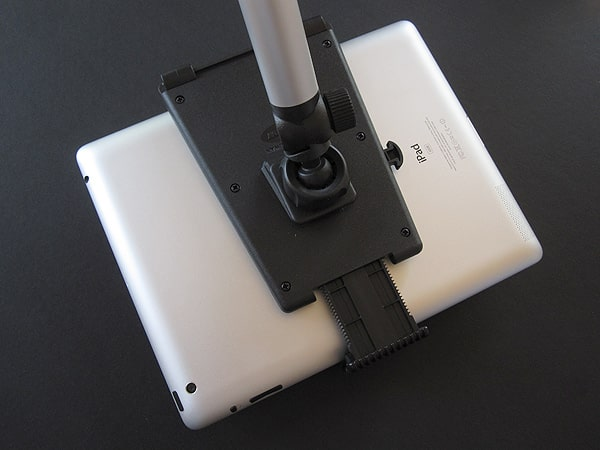 """First Look: Arkon 10"""" + 4' Universal Tablet Stands with Quick Release Holder"""