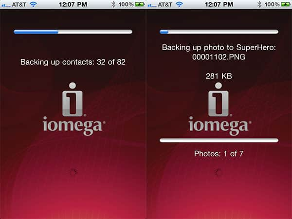 Review: Iomega SuperHero Backup & Charger for iPhone
