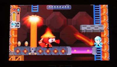 PSP's equal time – Mega Man Powered Up
