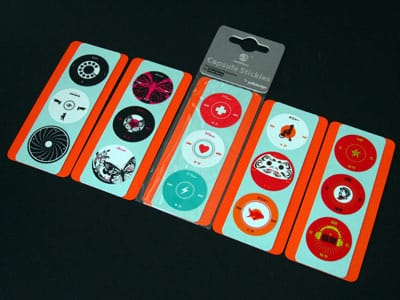 First Look: SwitchEasy Capsule Stickies for iPod nano