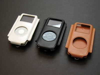 Review: Capdase Chic Leather Case for iPod nano
