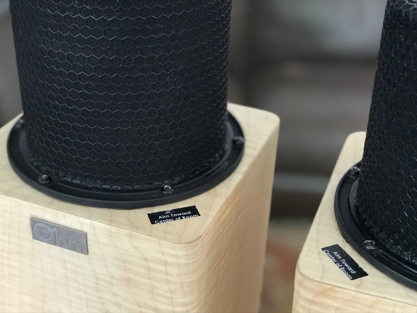 Review: Ohm Walsh 1000 Speakers