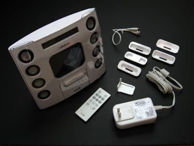 Review: Logic3 i-Station 8 LCD Docking Station and Speaker System for iPod