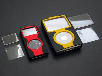 First Look: XtremeMac Tuffwrap Accent for iPod video and nano