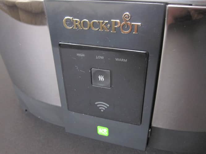 Review: Belkin Crock-Pot Smart Slow Cooker with WeMo