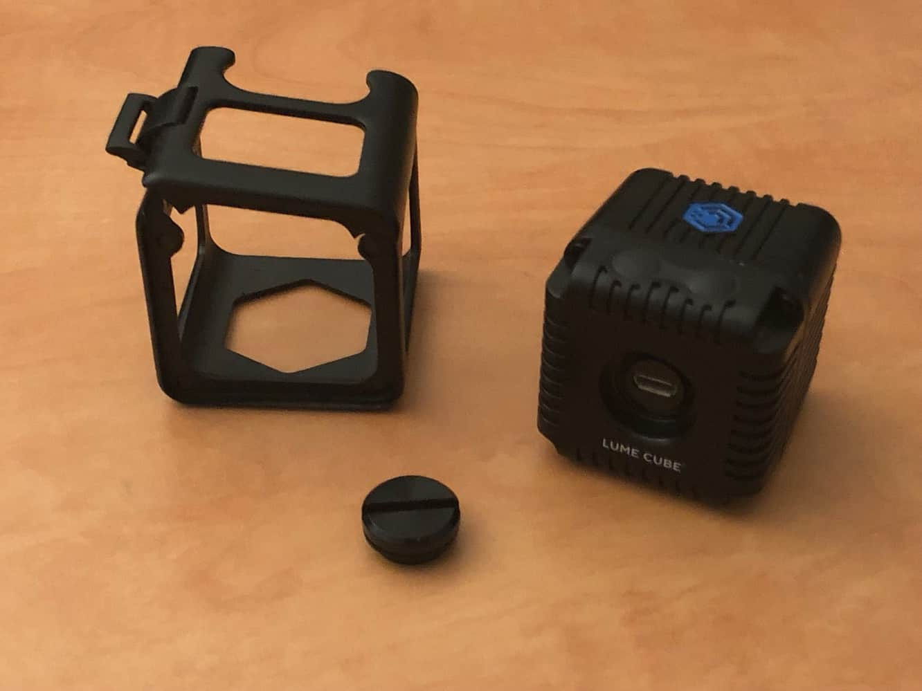 Review: Lume Cube Creative Lighting Kit for iPhone