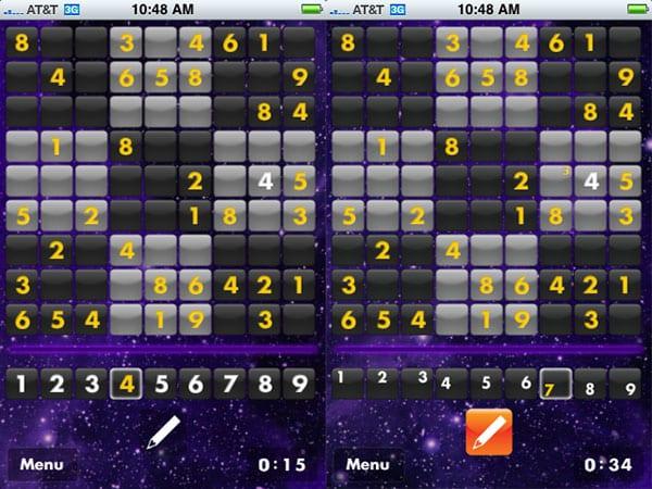 Review: Freeverse Big Bang Sudoku