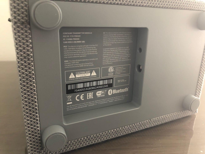 Review: Urbanears Lotsen Wi-Fi Speaker