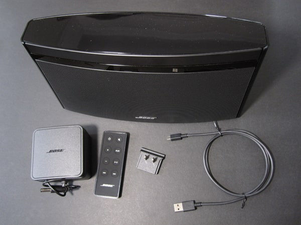 Review: Bose SoundLink Air AirPlay Digital Music System