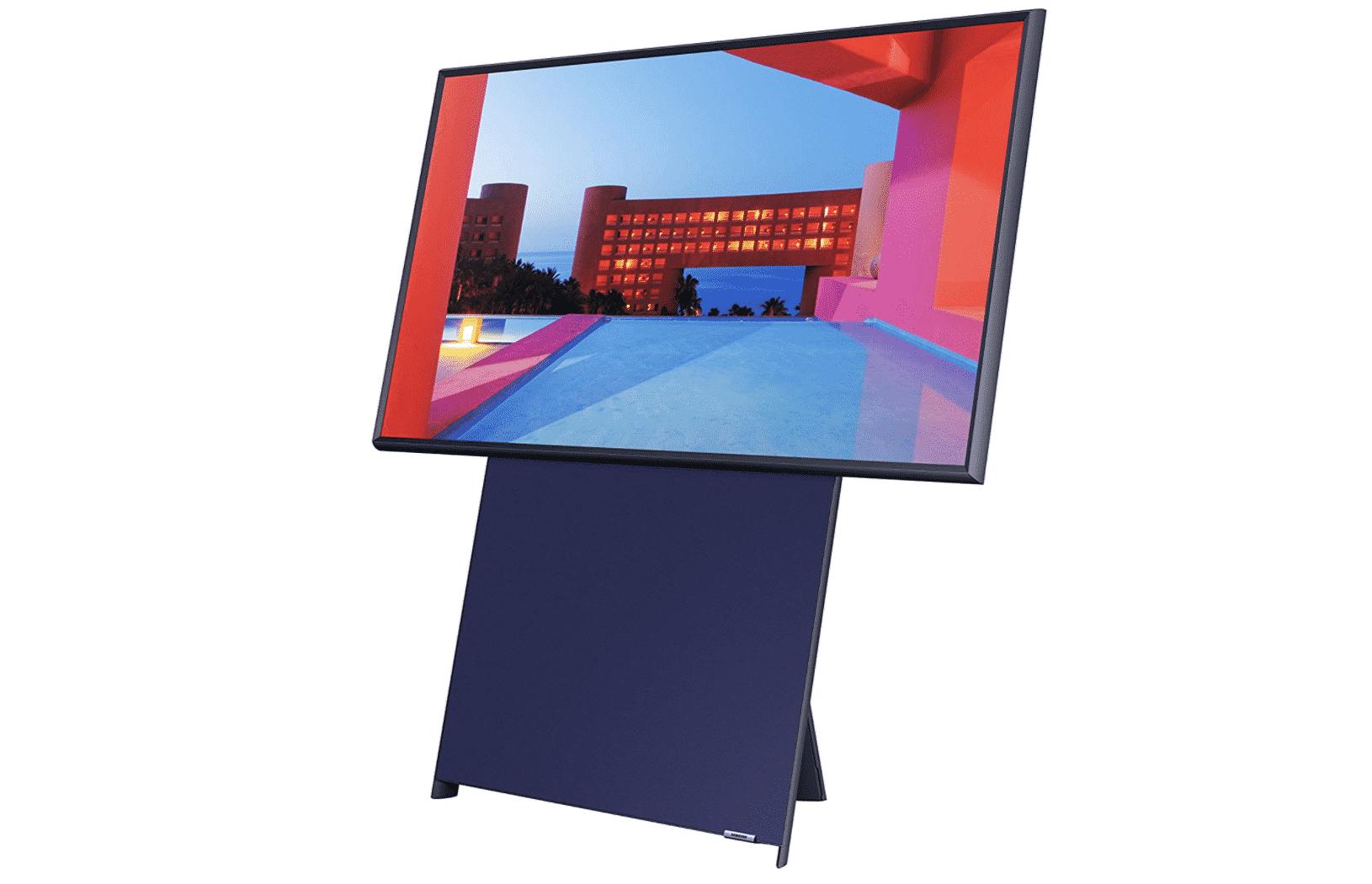 43 inch Sero QLED TV by Samsung
