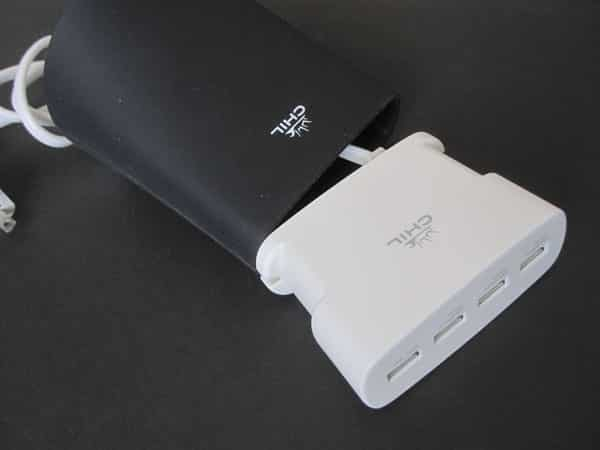 Review: Chil PowerShare Reactor 5.1 Amp Multidevice Charger